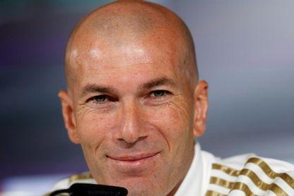 """Zidane: """"Vamos a intentar mejorar en 2020"""""""