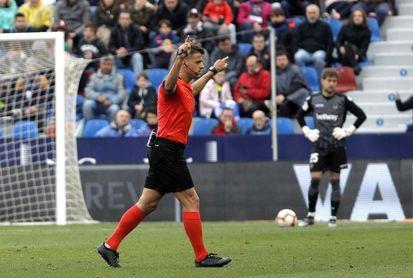 Gil Manzano arbitrará el Valencia-Real Madrid