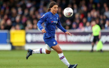 Debuta con el Chelsea una de las futbolistas que más ingresará 2020