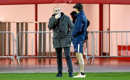 Monchi tiene decidido que reforzará la delantera del Sevilla de Lopetegui.