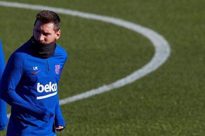 Messi contra la transición