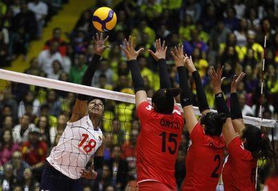 Colombia sorprende a Perú y definirá cupo a Tokio con Argentina