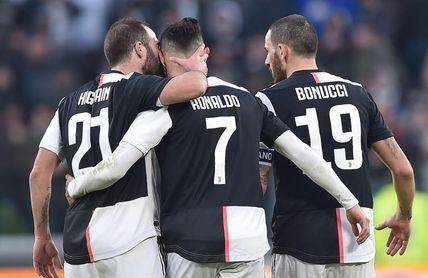 Inter-Atalanta y Roma-Juventus eligen al campeón de invierno