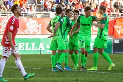 0-4. El Leganés pasa con dobletes de Carrillo y Braithwaite