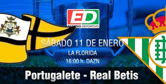 Portugalete-Real Betis: La segunda ronda, en jarrillo de chacolí