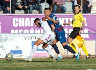 1-1. El Levante sufre en Jaén y logra la clasificación en los penaltis