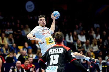 """Alex Dujshebaev: """"Hay que estar muy concentrados todo el partido"""""""