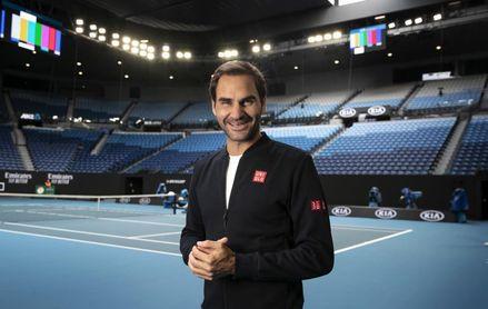 """Federer responde a Greta Thunberg que """"toma el cambio climático muy en serio"""""""