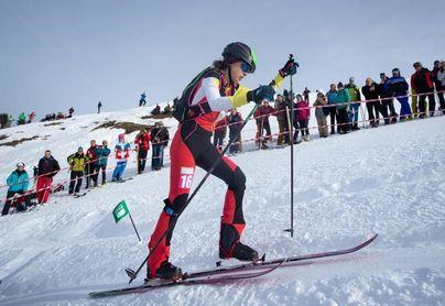 El esquí de travesía da un oro y un bronce a España en Lausana 2020