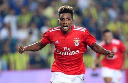 El joven del Benfica Gedson, a un paso del Tottenham de Mourinho