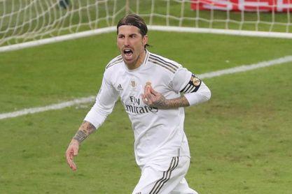 Ramos, seria duda para el duelo liguero ante el Sevilla
