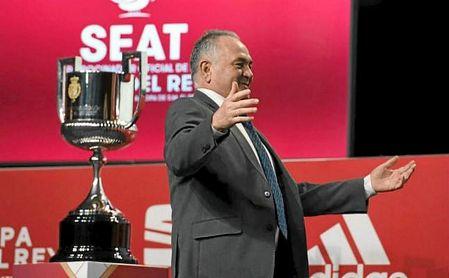 Gordillo habla sobre la eliminatoria frente al Rayo y la contratación de Setién