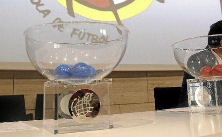 El sorteo de Copa define los dieciseisavos de final.