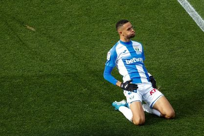 El Sevilla pagará 20 millones por el delantero marroquí del Leganés En-Nesyri
