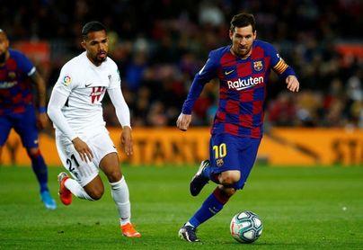 Messi reafirma su liderato