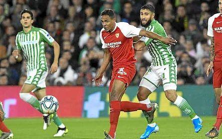 Sevilla y Betis ya conocen los horarios de la jornada 24ª