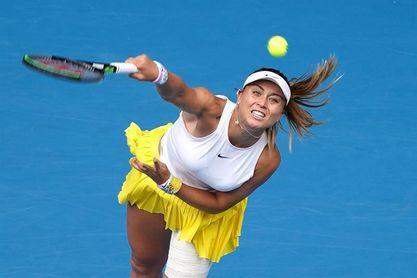 Badosa cae tras impresionar a la favorita Kvitova