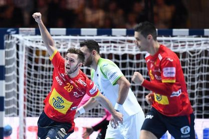 34-32. España disputará su tercera final consecutiva