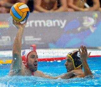 9-8. España peleará por el oro ante la anfitriona Hungría