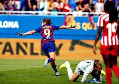El Barça tiene la sentencia