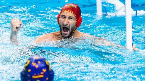 9-8. España se mete en la final del Europeo de waterpolo