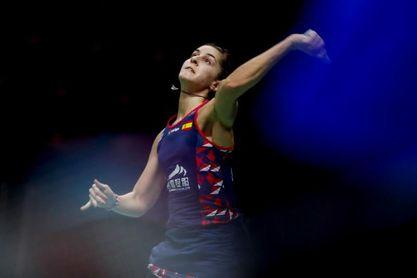 Marín cae ante Yamaguchi en las semifinales de Abierto de Tailandia