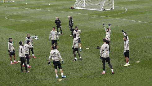 Ramos regresa a la lista; Zidane deja en casa a Brahim y Vinicius