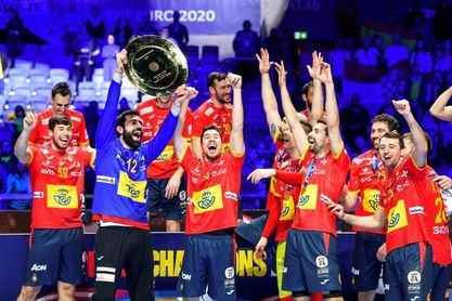 España revalida el título de campeona de Europa de balonmano