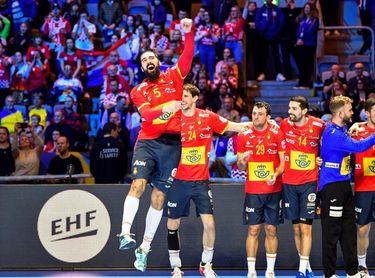 España logra el billete para los Juegos Olímpicos de Tokio