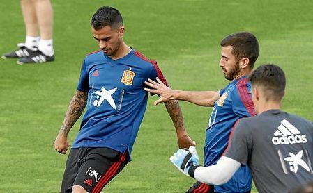 Lopetegui llegó a citar a Suso con la selección española.