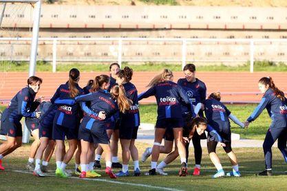 """María Pry (Levante): """"La Supercopa dará mucha visibilidad al fútbol femenino"""""""