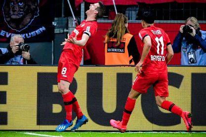 El Dortmund cae en Leverkusen (4-3) en un partido dramático