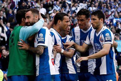 1-0. El Espanyol escala hacia la permanencia a costa del Mallorca