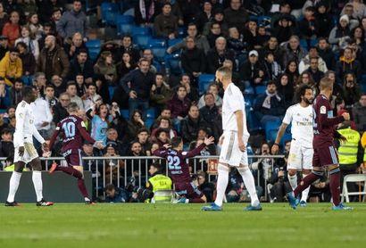 2-2. La magia de Denis tira por tierra la remontada del Real Madrid