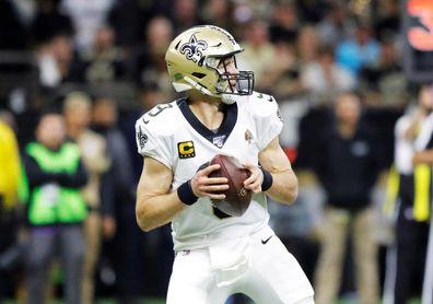 El veterano Drew Brees seguirá con los Saints la temporada 2020-21