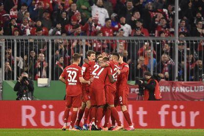 El Bayern abre la jornada ante el colista y los perseguidores juegan el sábado
