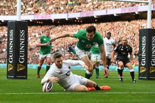 Inglaterra frustra a Irlanda (24-12)
