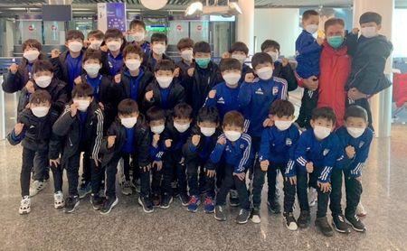 """""""Pirri"""", entrenador en Corea del Sur: """"Hay preocupación, pero no miedo"""""""