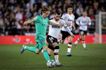 Real Madrid-Valencia el 21 marzo, Barcelona-Leganés el 22
