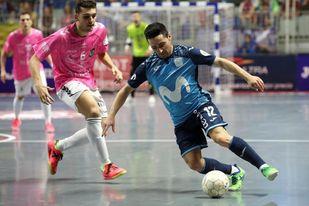2-3. Edu, Cainan y los palos obran el milagro del Valdepeñas ante el Inter