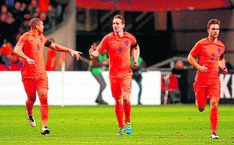 El sevillista Luuk de Jong ha sido citado para dos amistosos.