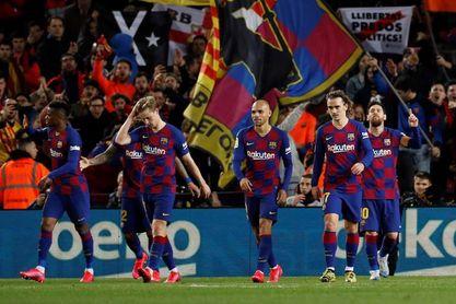Las licencias del Barça un negocio de 63 millones golpeado por el coronavirus
