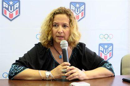"""Líder olímpica de Puerto Rico: decisión """"sensata y prudente"""" aplazar los Juegos"""