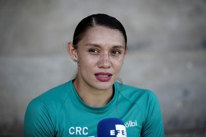 No era el momento para Juegos Olímpicos, dice la costarricense Andrea Vargas