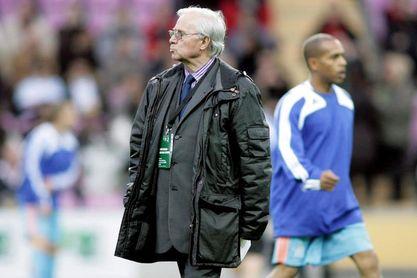 Muere Michel Hidalgo, el seleccionador que condujo a Francia a la Eurocopa 84