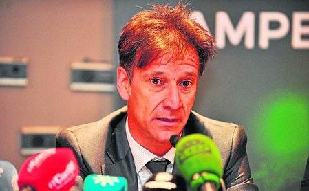 Alfonso Pérez aspiró, junto a la candidatura de Rafael Salas, a entrar en el Real Betis.