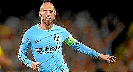 David Silva acaba contrato y dejará el Manchester City.