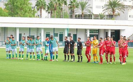 Betis Deportivo y Utrera aguardan la decisión final de la RFEF acerca del final de la temporada ydisputa de los 'play off' de ascenso.