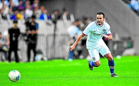 Pedro es uno de los interesantes jugadores que quedan libres este verano.