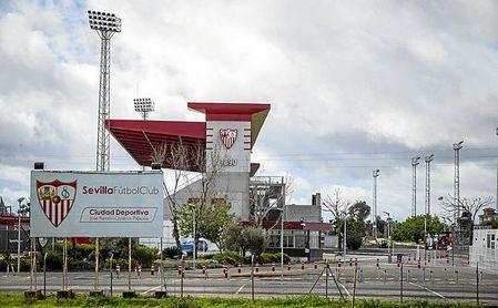 El Sevilla, como el resto de clubes de LaLiga, se prepara para la vuelta al trabajo.